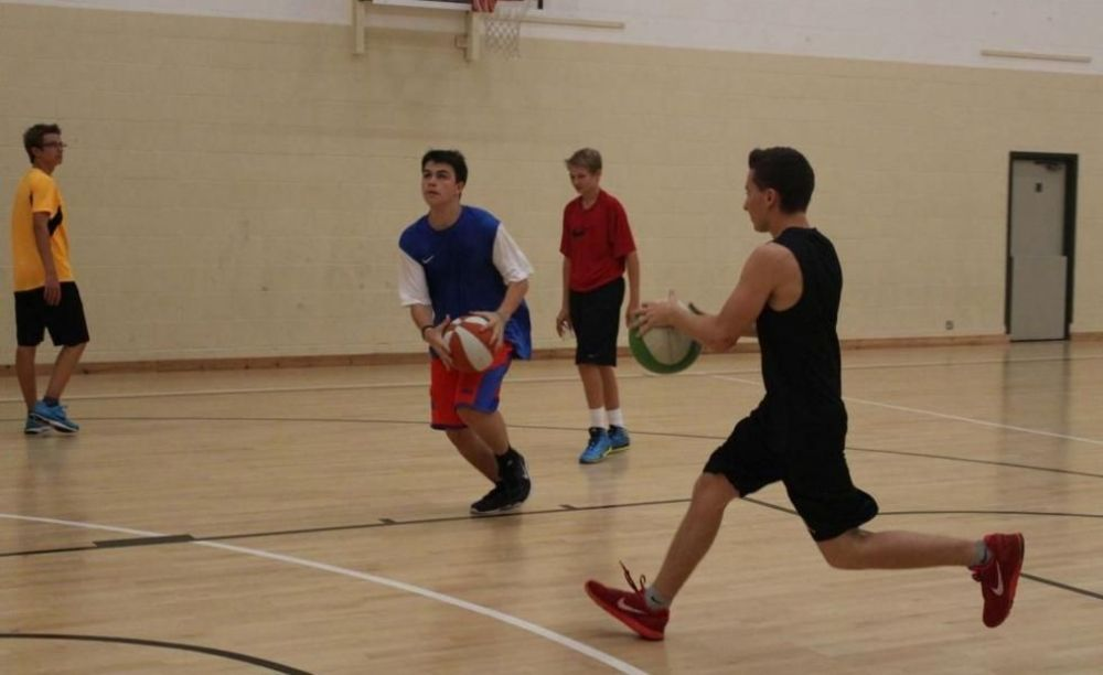 Баскетбол Millfield Street Summer & Easter