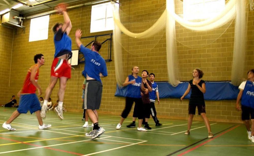 Баскетбол Moira House Summer Camp