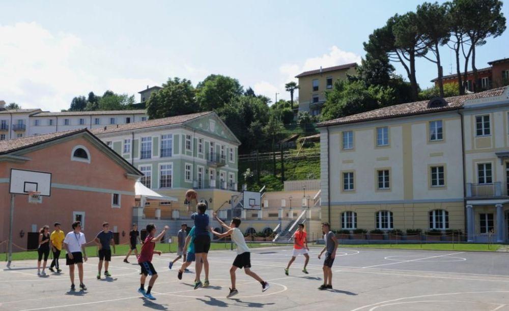 Баскетбол TASIS Summer School