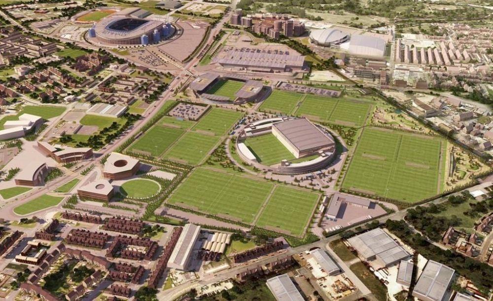 База City Football Schools.  Аспект - Обучение за рубежом.