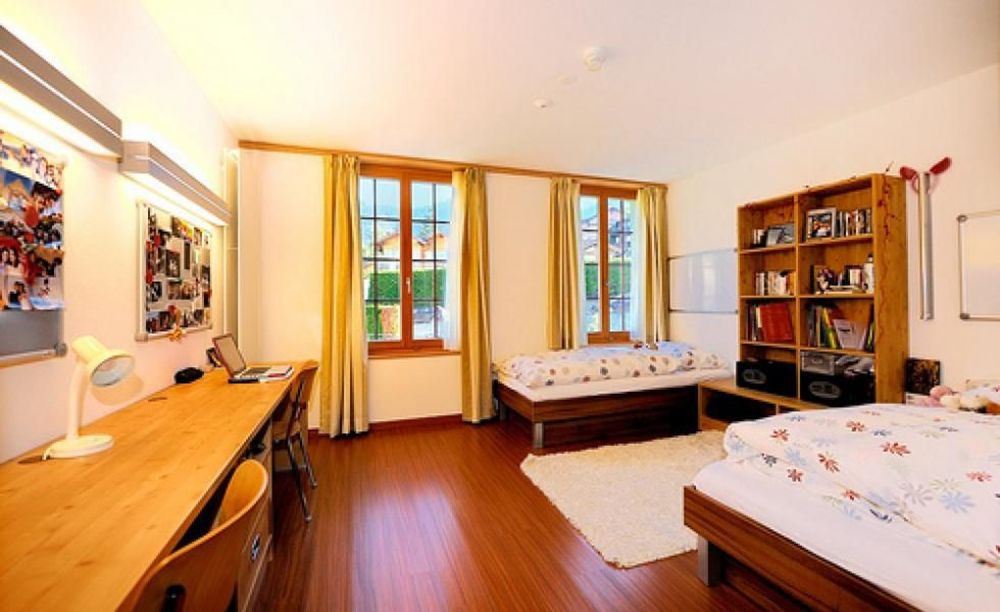 Beau Soleil комната в резиденции