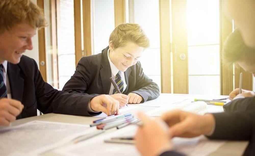 Bedford School в классе