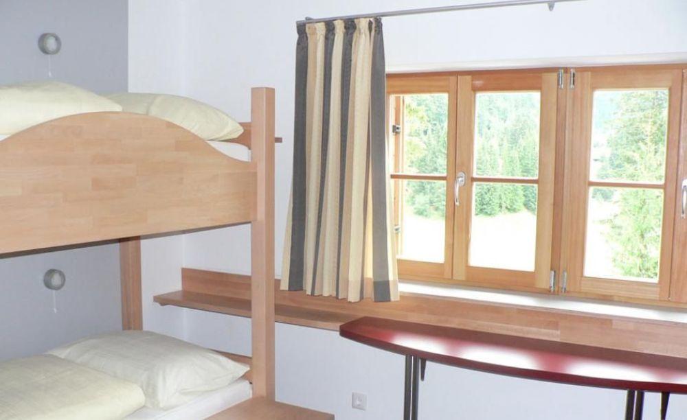 German Language School, жилая комната