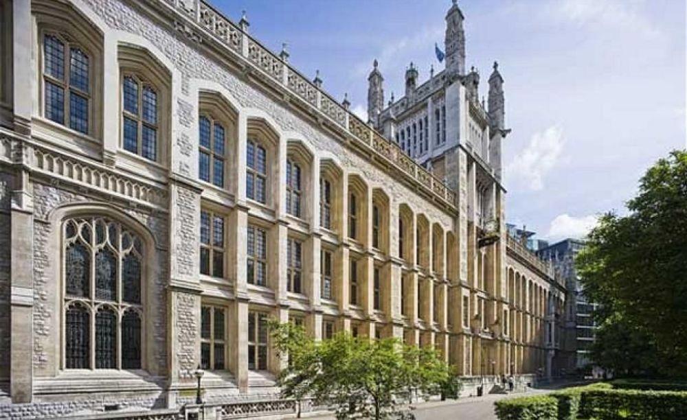 Библиотека King's College London. Аспект - Образование за рубежом.