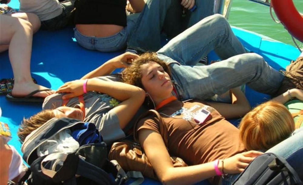 """отдых в лагере MB International Summer Camp Lignano - компания """"Аспект"""""""