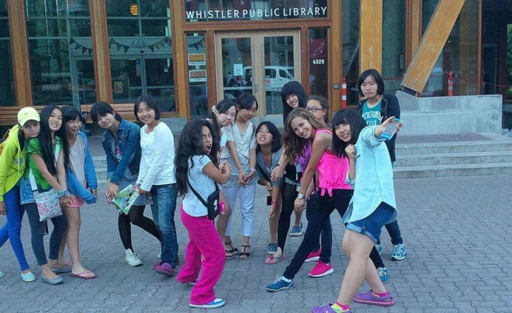 Bodwell High School Summer Programs в городе Вистлер