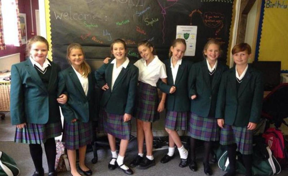 Box Hill School девочки в школе
