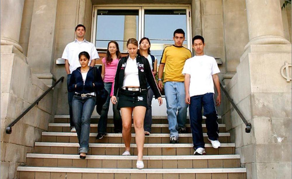 Braemar College учащиеся