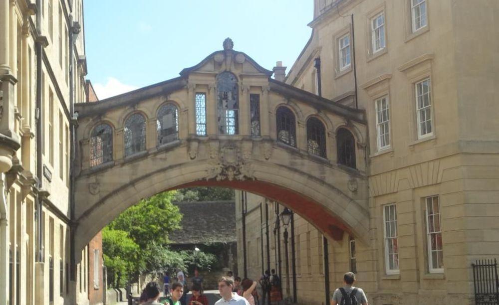 Bucksmore Three Capitals Оксфорд