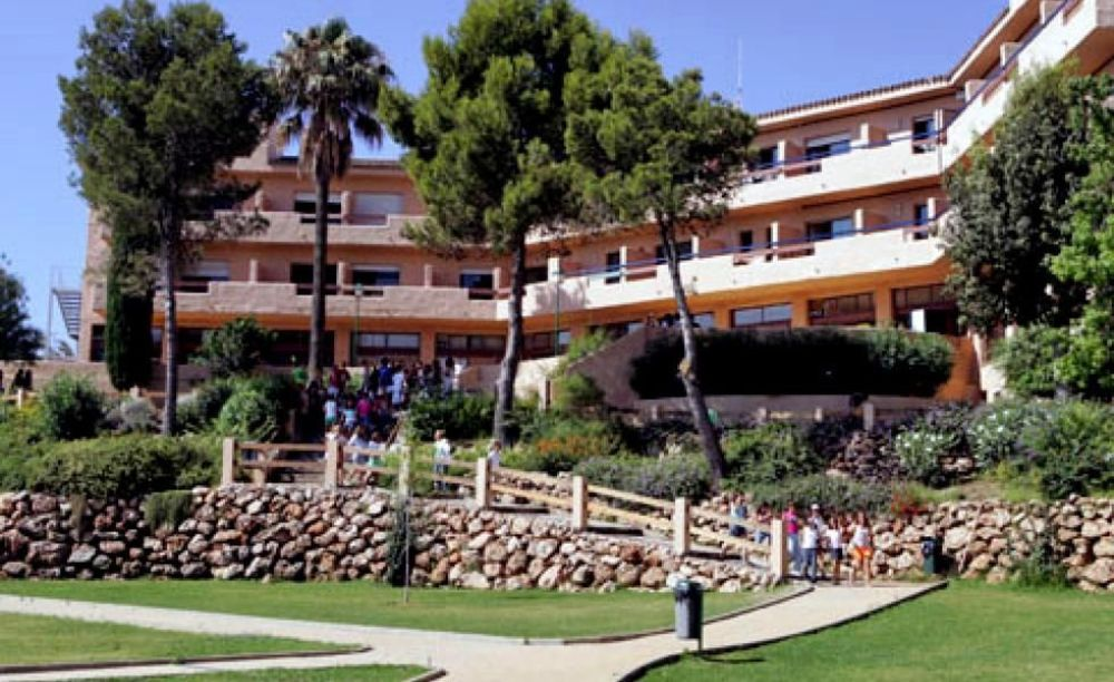 лагерь Marbella Aleman, Enfocamp