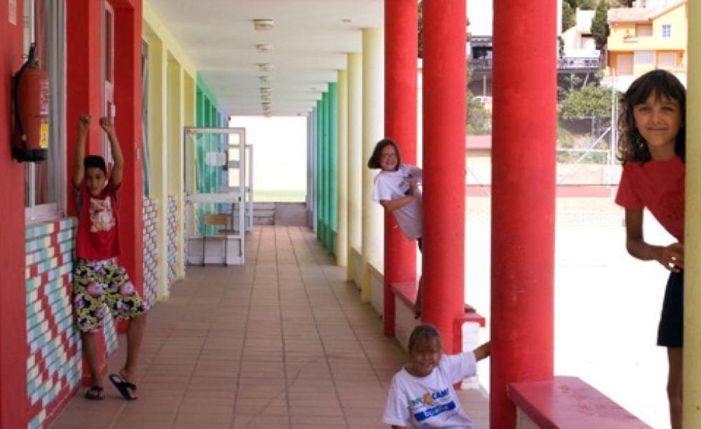 студенты лагеря Marbella Aleman, Enfocamp