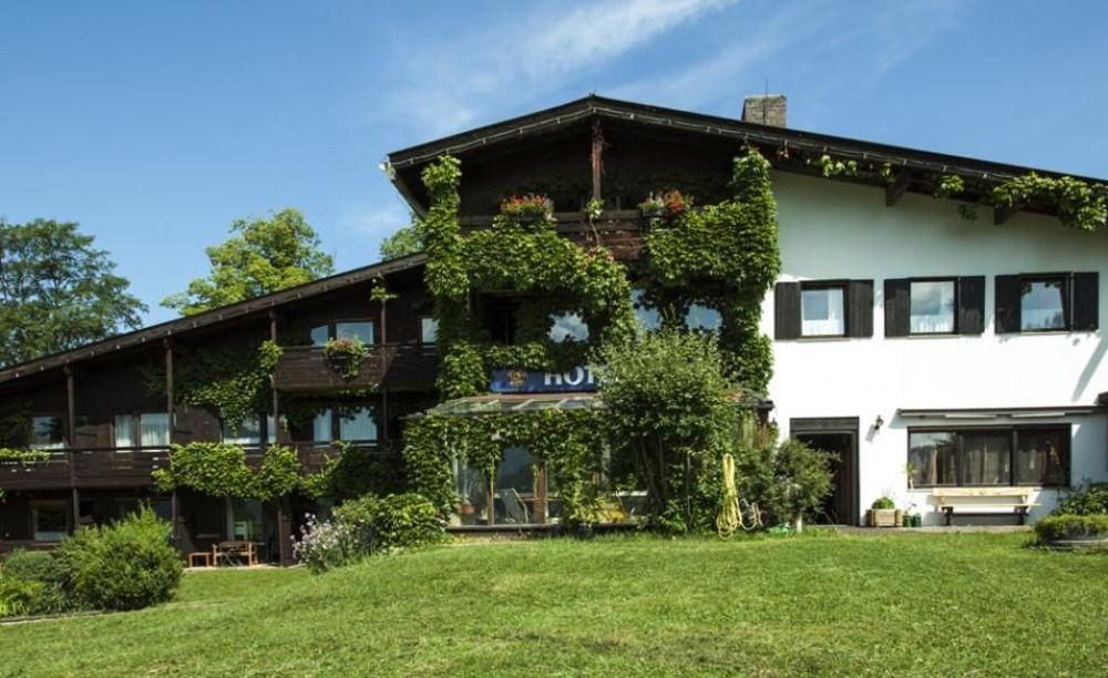 German Language School, здание лагеря