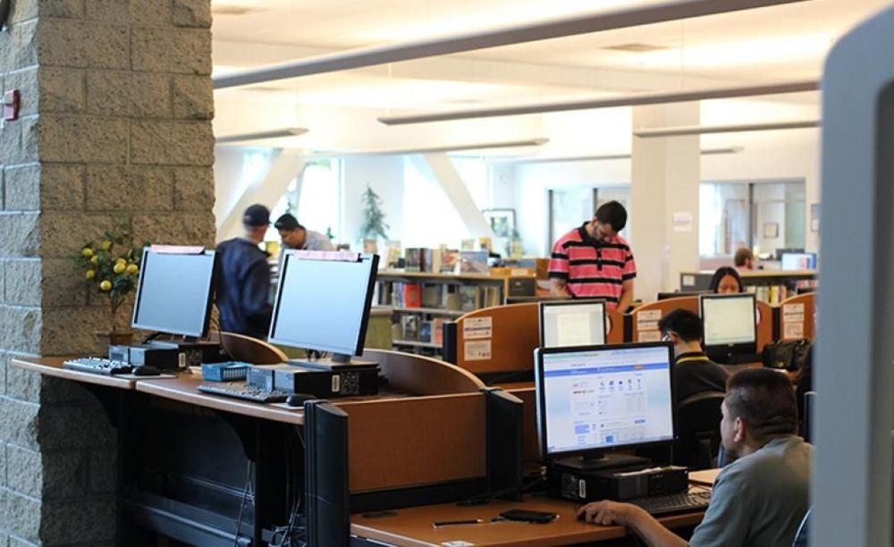 компьютерный класс Citrus College