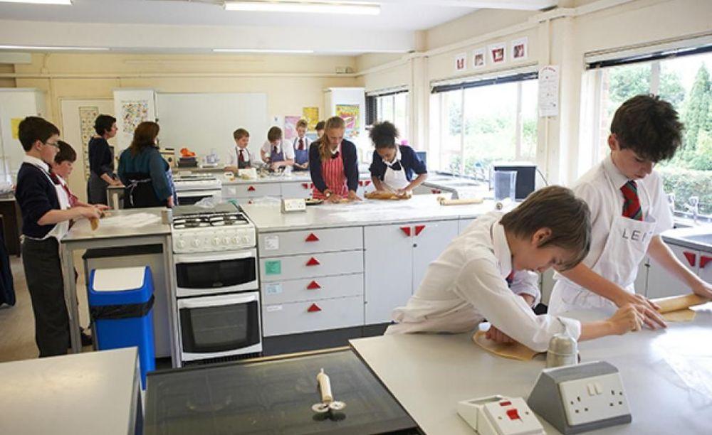 Центр пищевых технологий Beechwood Sacred Heart School