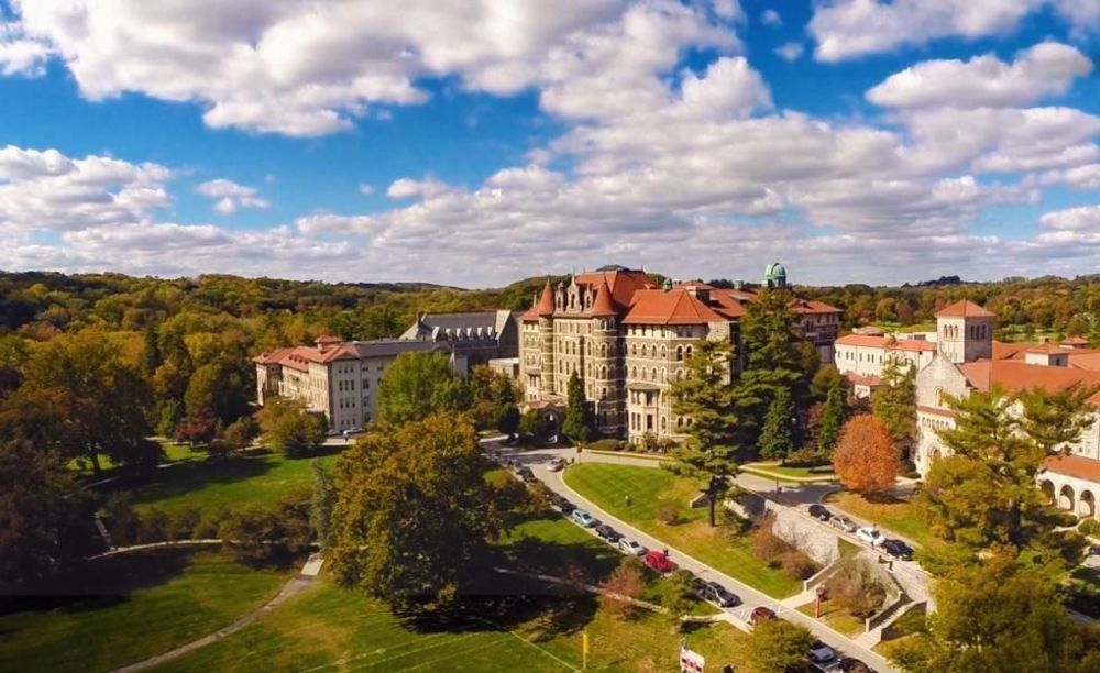 Chestnut Hill College кампус