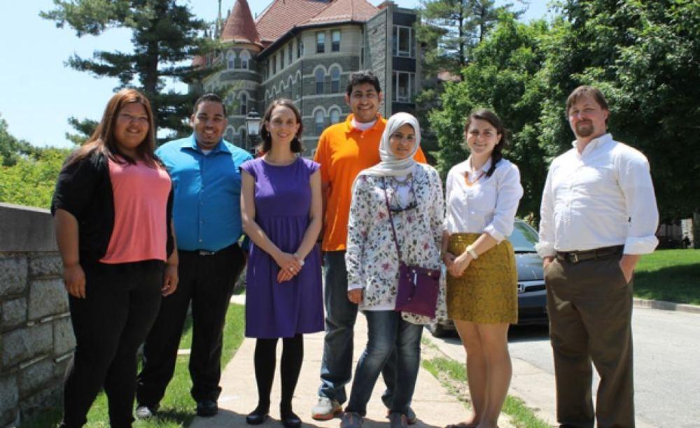 Chestnut Hill College сотрудники школы