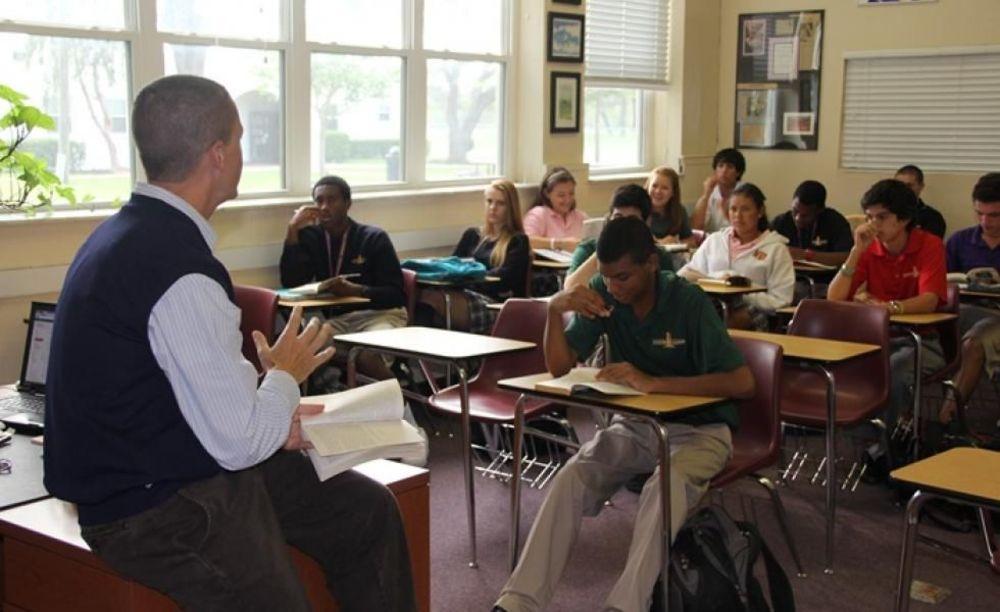 занятия в Montverde Academy