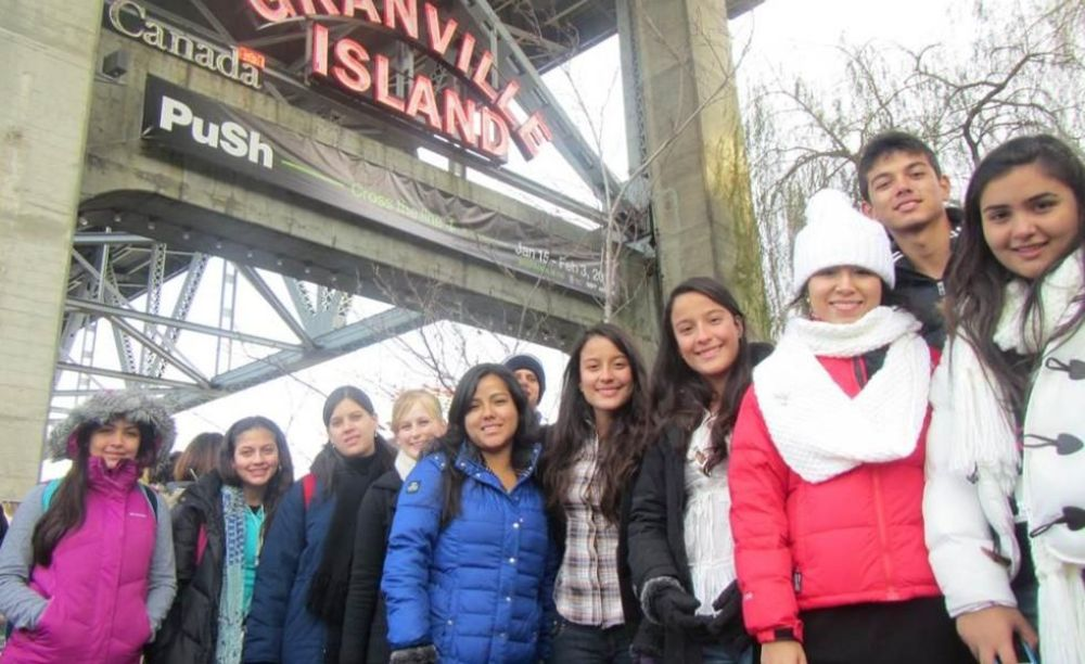 дети на мероприятиях в Global Village Vancouver
