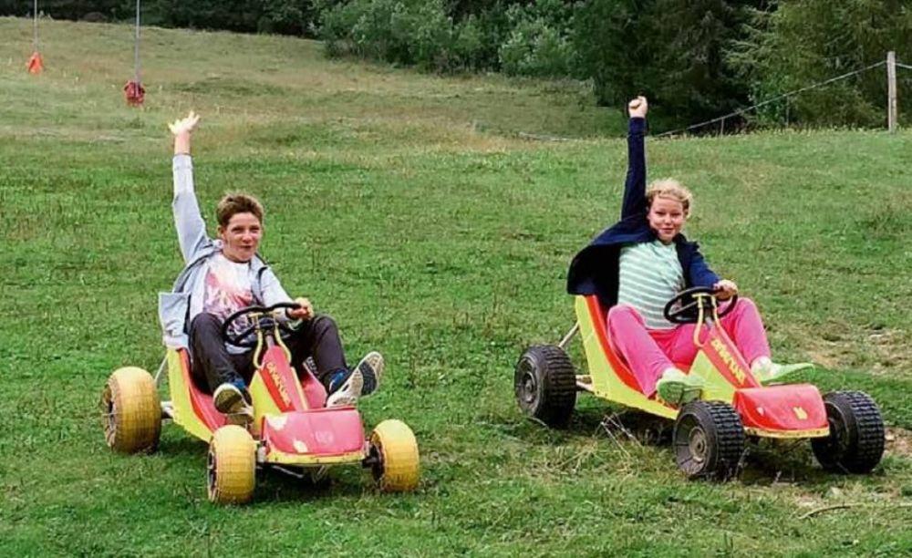 Дети Brilliantmont Summer Camp