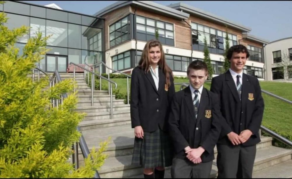 Дети St Gerard's School