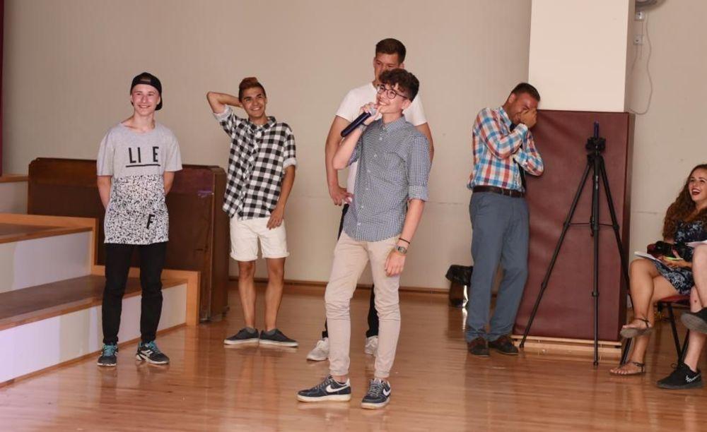 дискотека GV Malta Summer Camp
