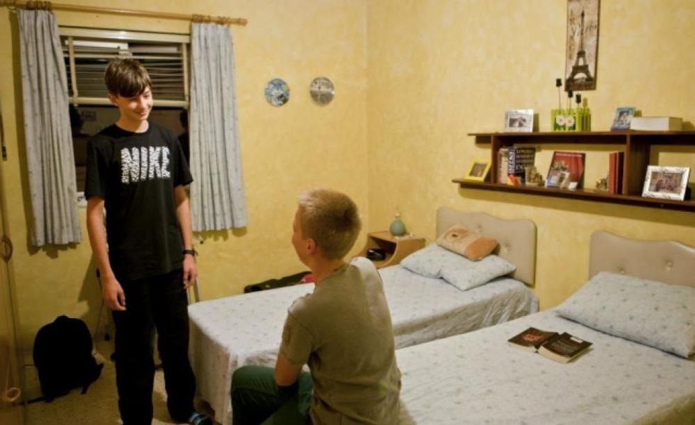 дети в принимающей семье в школе EC Malta, St. Julian's
