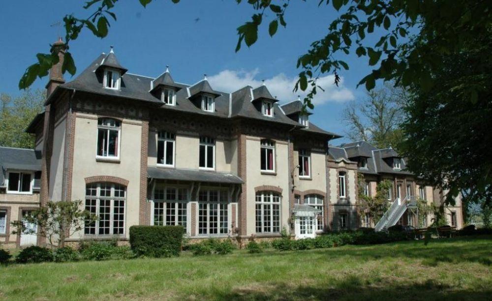 главный корпус школы Ecole de Tersac