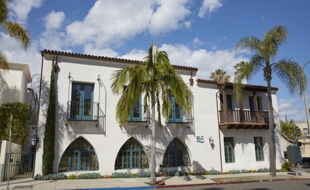 ELC Santa Barbara здание школы