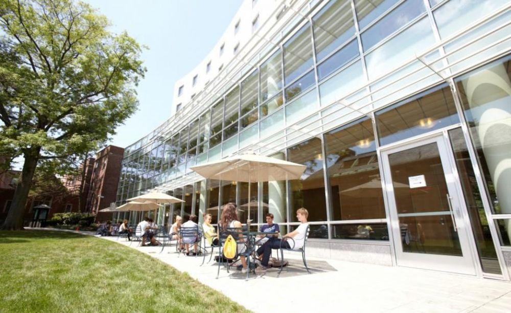 ELC Wheelock College на кампусе