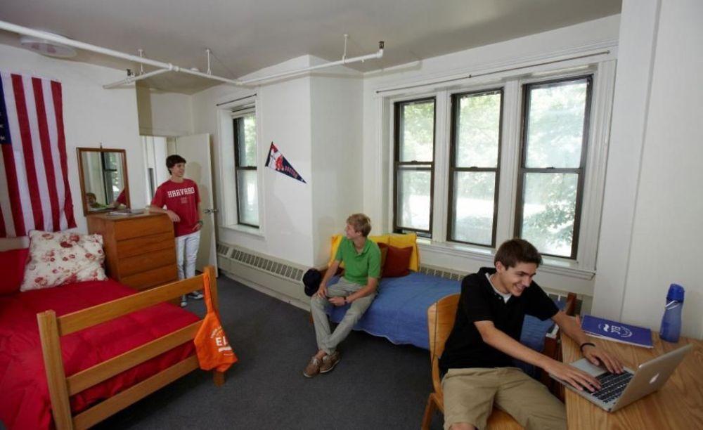 ELC Wheelock College зона для отдыха