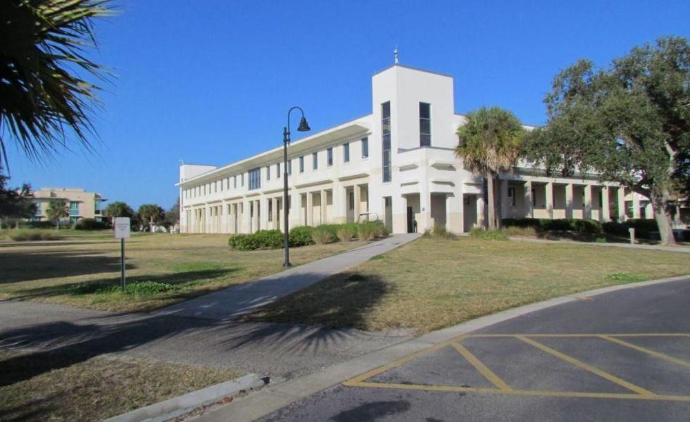 ELS Eckerd College здание школы