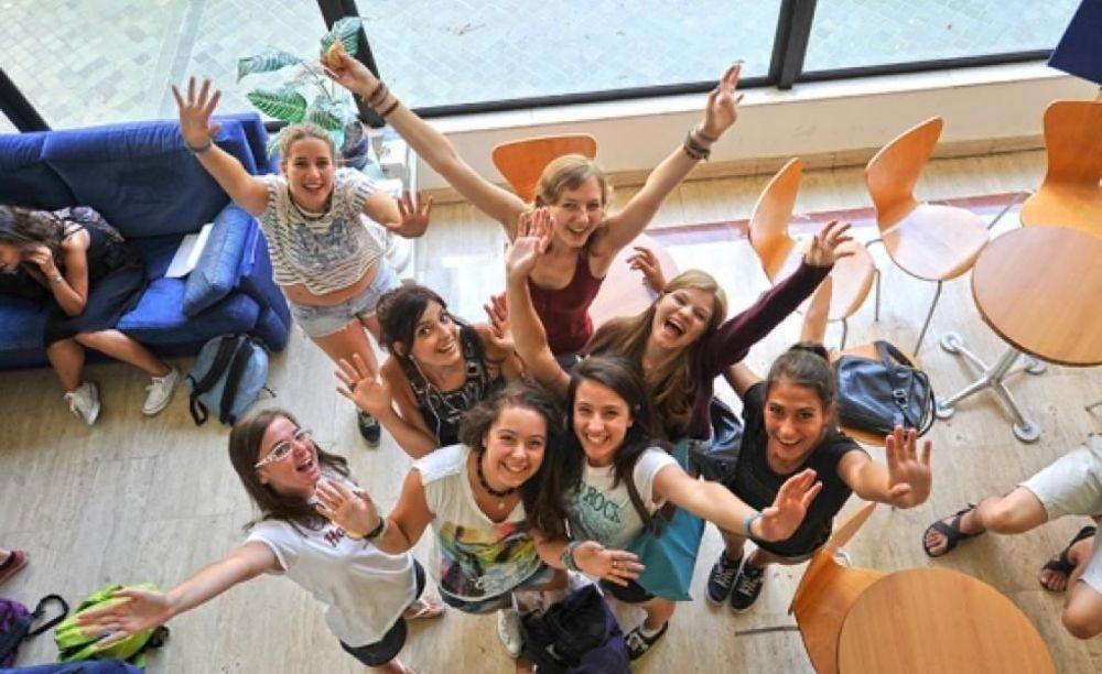 Enforex Madrid студенты