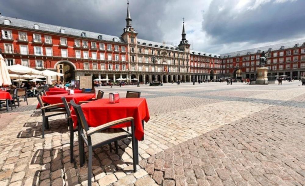 Enforex Madrid прогулка по городу