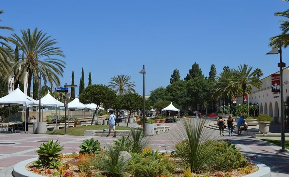 San Diego State University Eurocentre кампус