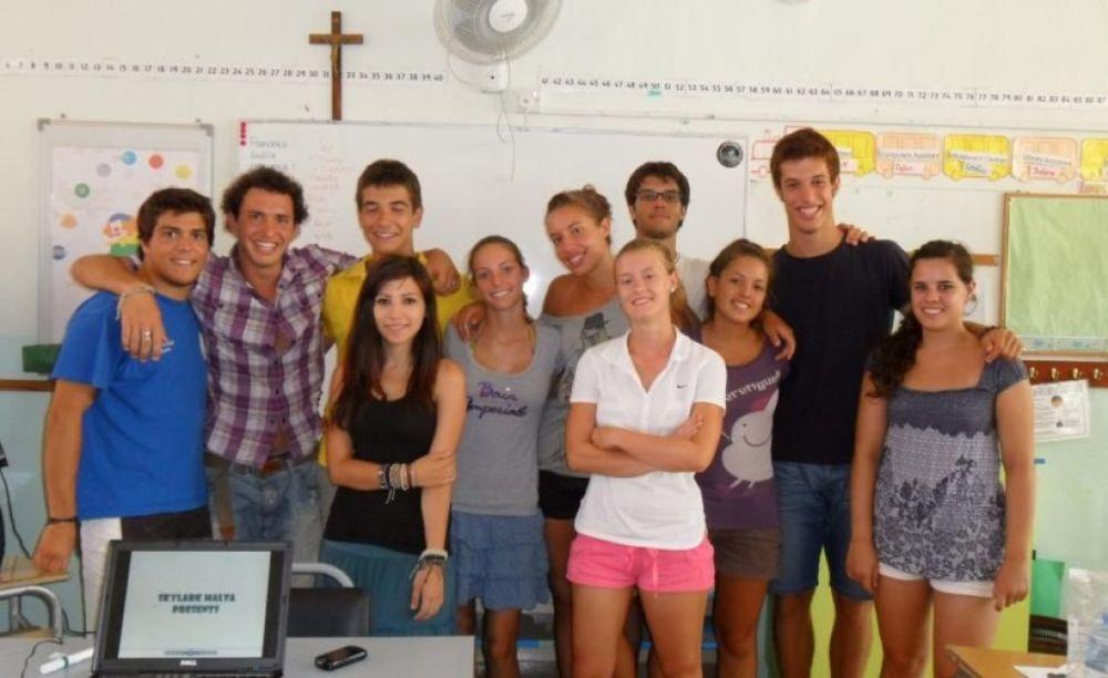 Eurocentres Malta участники лагеря