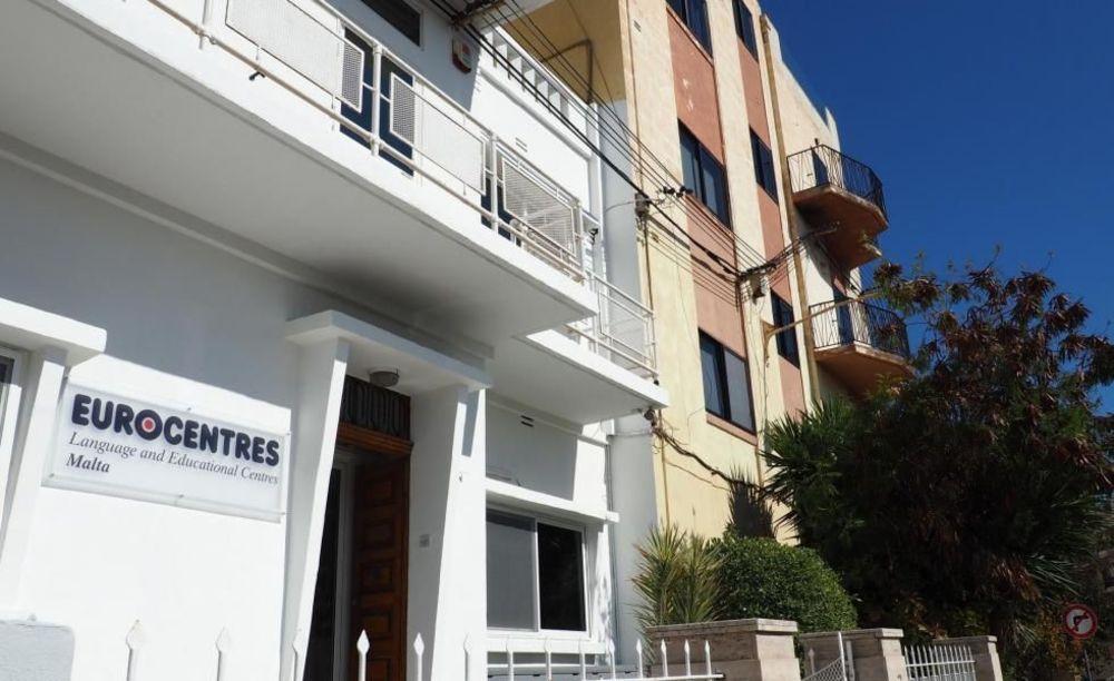 Eurocentres Malta здание школы