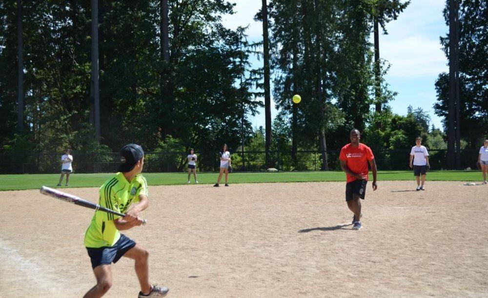 Eurocentres Toronto игры в парке