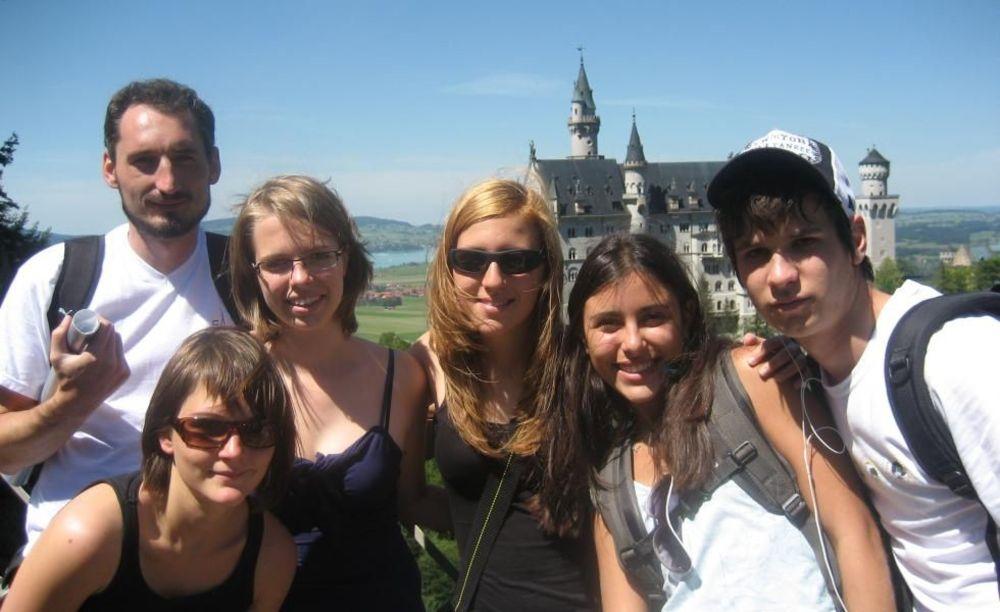 German Language School, экскурсия
