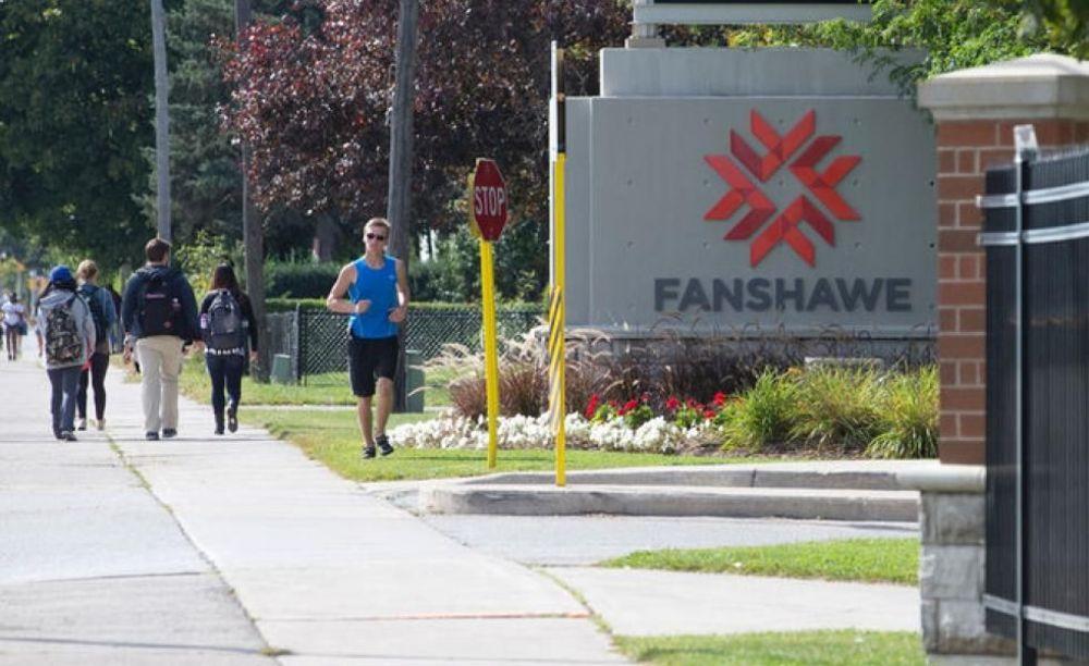 Fanshawe College Summer Camp территория