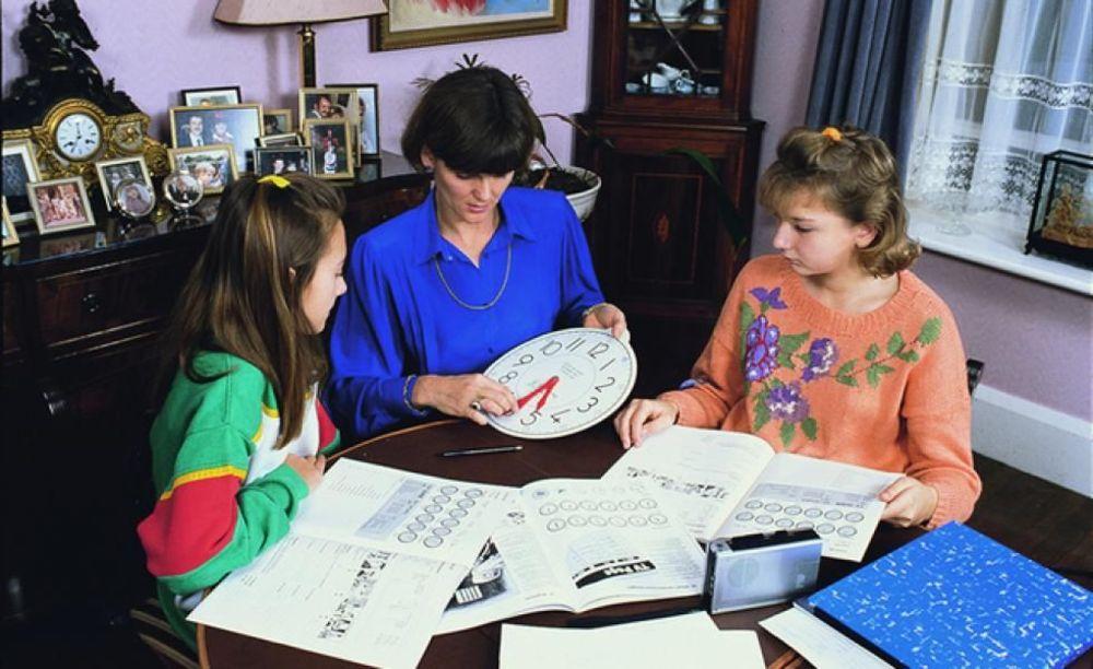 занятия в принимающей семье Home Language International