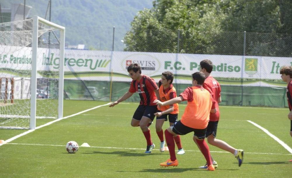 Футбол TASIS Summer School