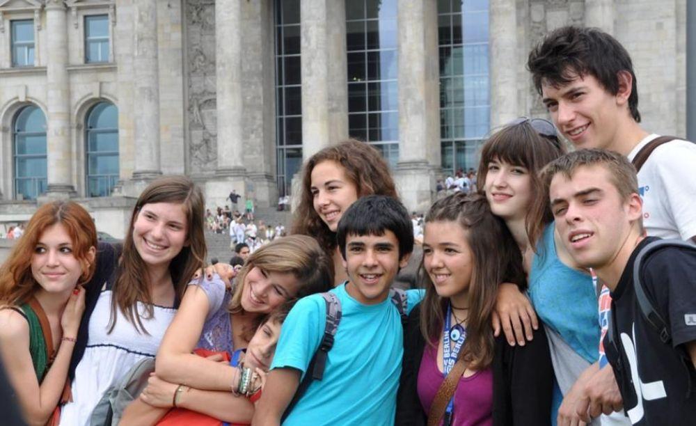 GLS Berlin Watersports дети на экскурсии