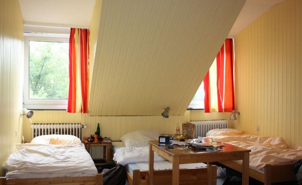 GLS Berlin, Berlin Villa комната для детей