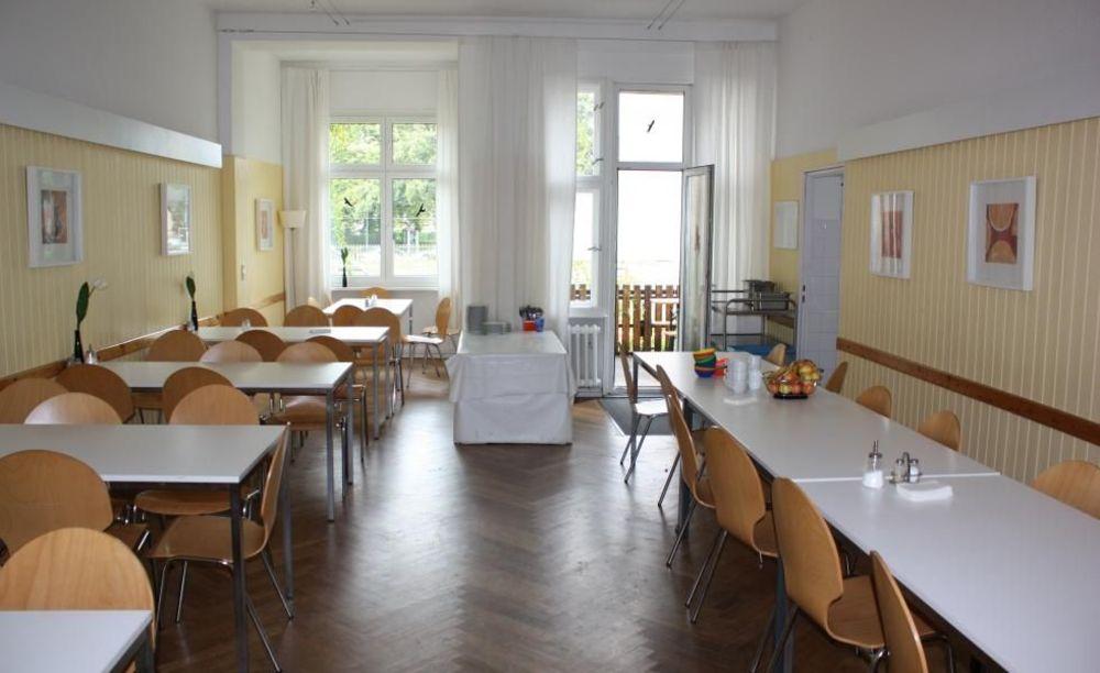GLS Berlin, Berlin Villa столовая