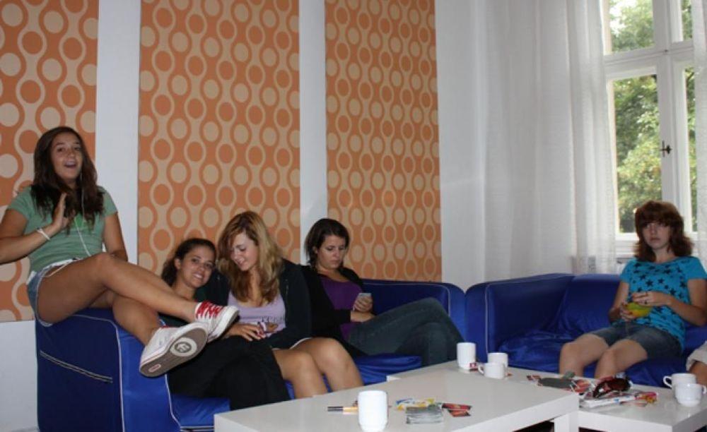 GLS Berlin, Berlin Villa участники лагеря