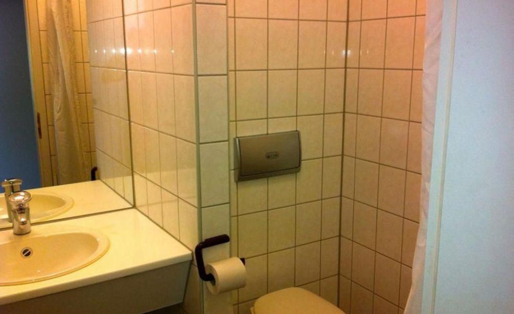 GLS Berlin Young and Fun туалет в резиденции