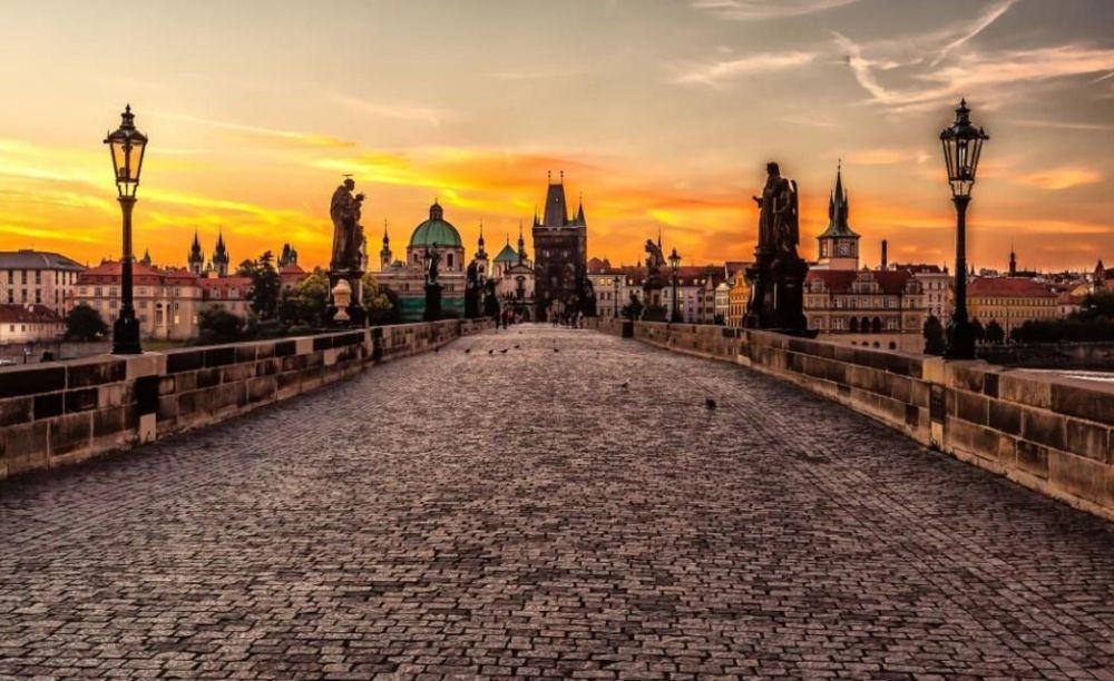 GoStudy летние каникулы в Праге