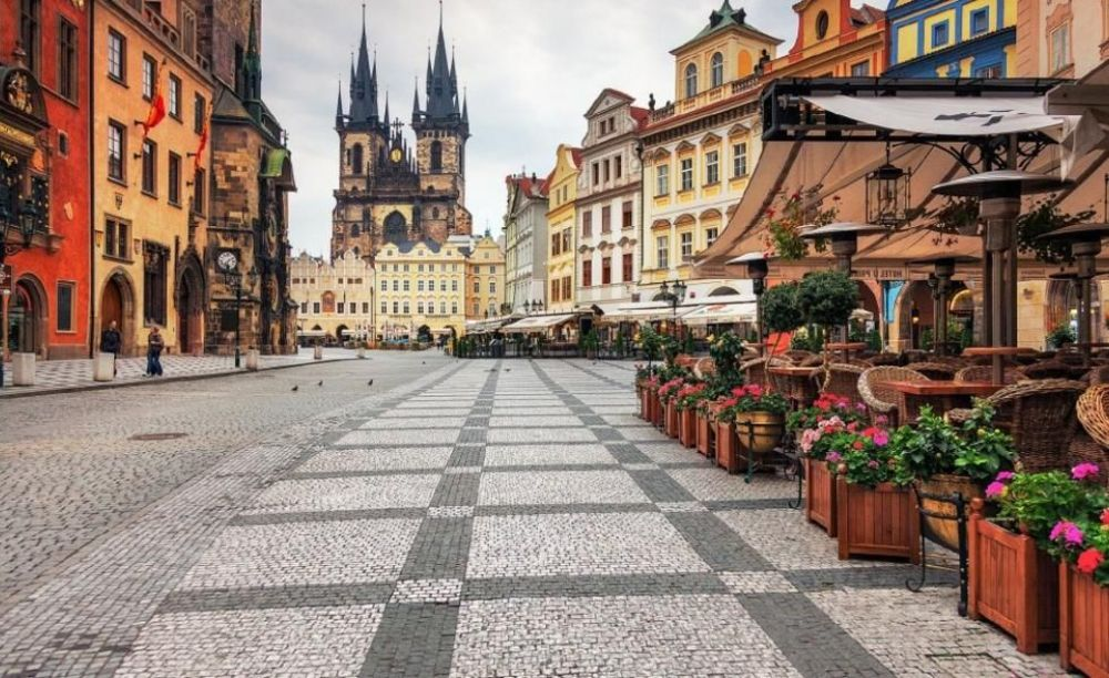GoStudy Прага