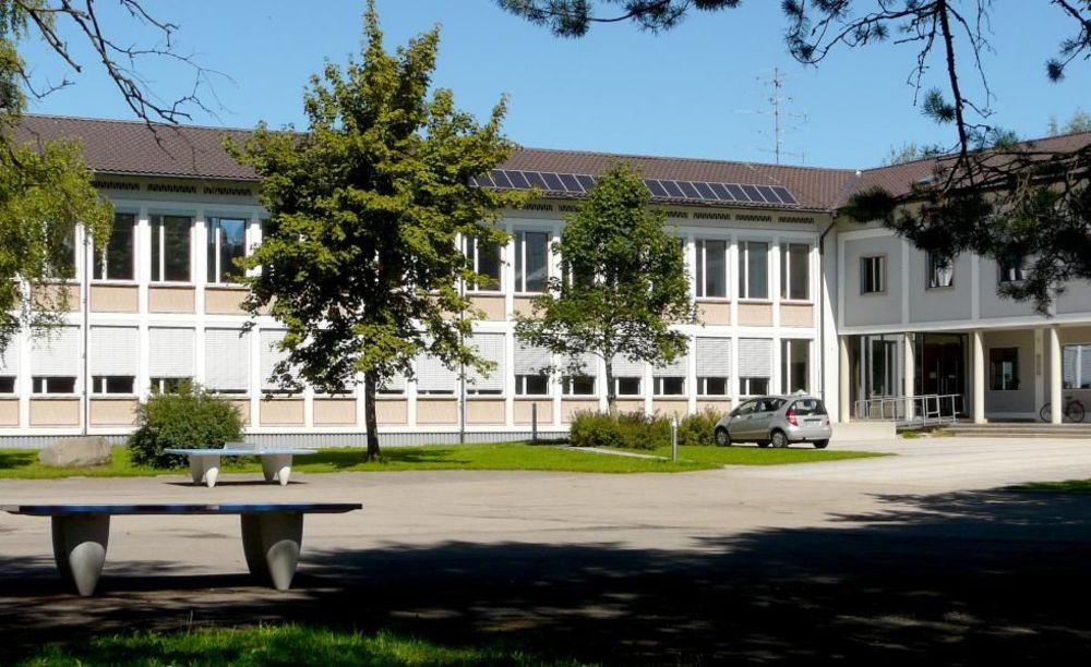 здание школы Lindenberg, Humboldt – Institut