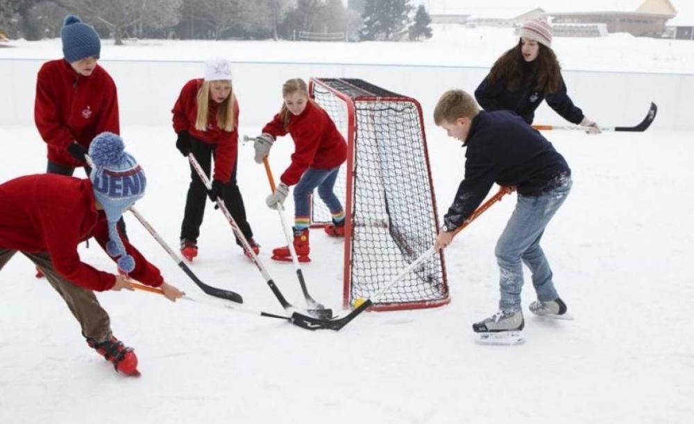 Хоккей Institut Montana. Аспект - Образование за рубежом.